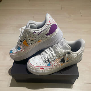 ナイキ(NIKE)のNIKE WMNS AIR FORCE 1 07 LX REVEAL(スニーカー)