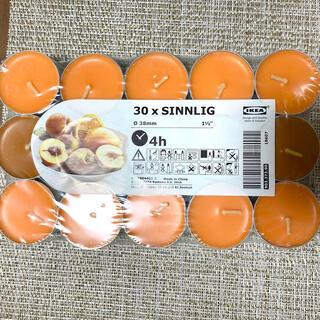 イケア(IKEA)のアロマキャンドル 30個(アロマ/キャンドル)