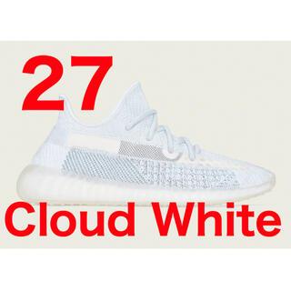 アディダス(adidas)の正規品 YEEZY BOOST 350 V2 CLOUD WHITE(スニーカー)