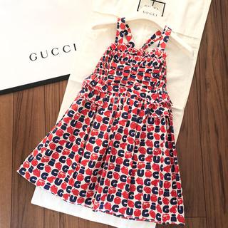 Gucci - グッチチルドレン 新品ワンピース 6