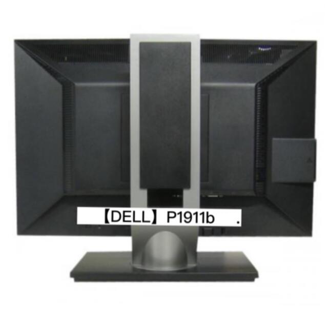 DELL(デル)のDell 19インチワイド 液晶モニター スマホ/家電/カメラのPC/タブレット(ディスプレイ)の商品写真