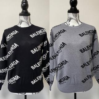 ブラックセーター ブラックニット 色違いあり