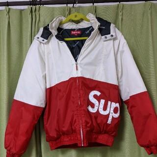 シュプリーム(Supreme)のsupreme sideline side logo parka(ダウンジャケット)
