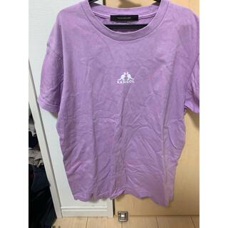 カンゴール(KANGOL)のKANGOLTシャツ(Tシャツ/カットソー(半袖/袖なし))