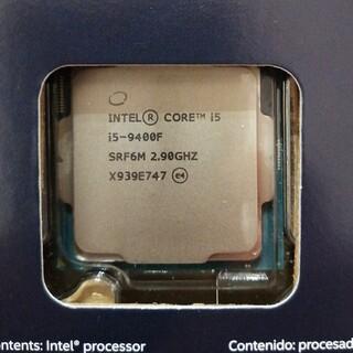 インテレクション(INTELECTION)のi5 9400f(デスクトップ型PC)