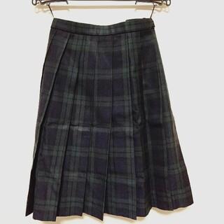 ハナエモリ(HANAE MORI)のハナエモリ スクールスカート(ひざ丈スカート)