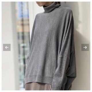 L'Appartement DEUXIEME CLASSE - 【新品】L'Appartement T/N Volume Knit