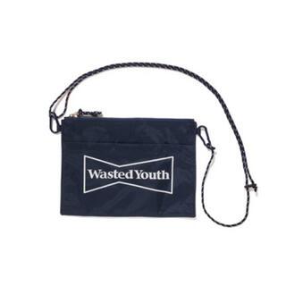 Supreme - wasted youth × Ploom TECH 非売品 サコッシュ