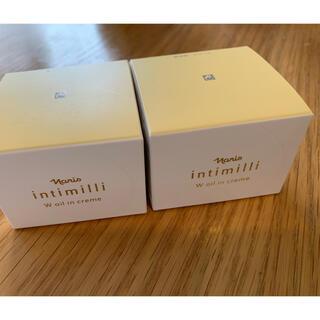ナリスケショウヒン(ナリス化粧品)のナリス アンティミリ Wオイルインクリーム   2個セット^_^(フェイスクリーム)