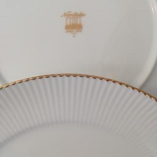 ノリタケ(Noritake)のノリタケ ダイヤモンドコレクション ケーキ皿4枚(食器)