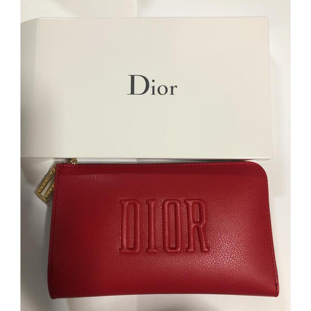 Dior(ディオール)のディオール ノベルティ ポーチ レディースのファッション小物(ポーチ)の商品写真