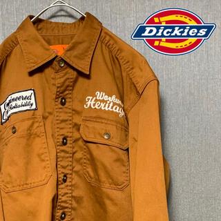 ディッキーズ(Dickies)の【古着】Dickies ディッキーズ ワークシャツ(シャツ)