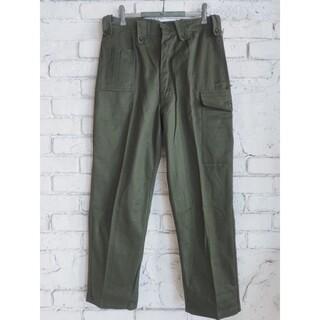 COMOLI - 70's−80's Belgium army combat trousers