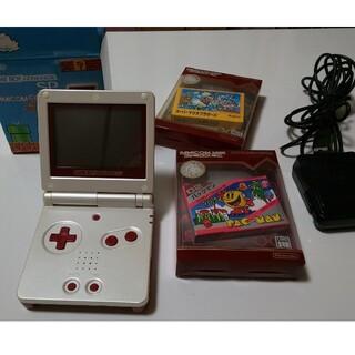 ゲームボーイアドバンス(ゲームボーイアドバンス)の本体+ソフト(箱あり)ゲームボーイアドバンス (携帯用ゲーム機本体)
