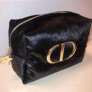 Christian Dior - Dior ベルベット ポーチ 限定品 非売品