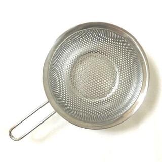 カイジルシ(貝印)の[新品][送料込] 貝印 パンチング ストレーナー DF1428(調理道具/製菓道具)