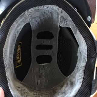 ヤールーヘルメット(ヘルメット/シールド)