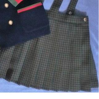 ロベルタディカメリーノ(ROBERTA DI CAMERINO)のロベルタ 幼稚園 制服  スカート(カーディガン)