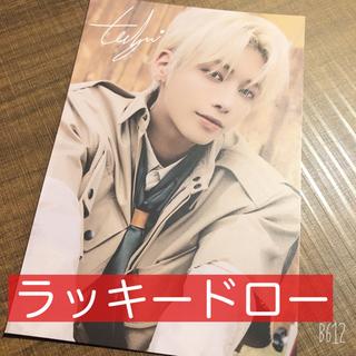 防弾少年団(BTS) - txt ラッキードロー テヒョン 渋谷以外 ポストカード