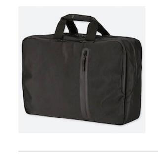 ユニクロ(UNIQLO)のUNIQLO 3way bag 新品未使用(ビジネスバッグ)