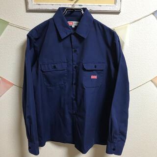 エクストララージ(XLARGE)のX-LARGE エクストララージ ワークシャツ (Tシャツ/カットソー(七分/長袖))