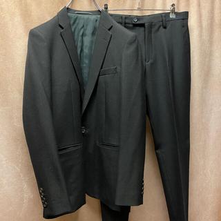 HELMUT LANG - HELMUT LANG ヘルムートラング セットアップ スーツ黒