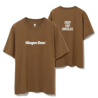 アダムエロぺ(Adam et Rope')のアダムエロペ ハーゲンダッツ Tシャツ(Tシャツ/カットソー(半袖/袖なし))