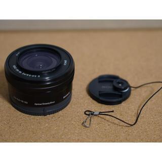 ソニー(SONY)のおまけつき 標準ズームレンズ  SELP 1650 (レンズ(ズーム))
