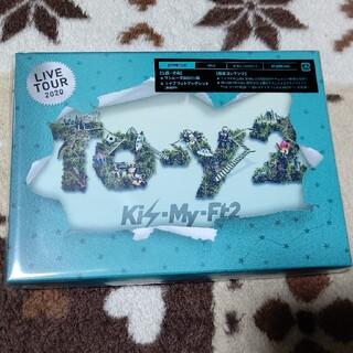 キスマイフットツー(Kis-My-Ft2)のKis-My-Ft2 LIVE TOUR 2020 To-y2(初回盤DVD)(ミュージック)