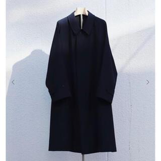COMOLI - 【LE / エルイー】Wool surge バルカラーコート サイズ 1