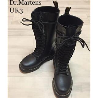 ドクターマーチン(Dr.Martens)のドクターマーチン ブーツ レディース  22cm レインブーツ(レインブーツ/長靴)
