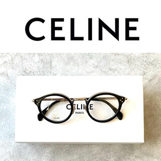 celine - CELINE セリーヌ CL5001 ブラック/ゴールド 未使用品