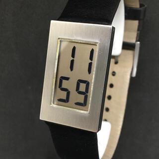 ベンチュラ(VENTURA)のVENTURA  ベントゥーラ フレミング・ボー・ハンセン デザイナーズウォッチ(腕時計(デジタル))
