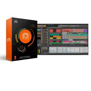 bitwig studio 3(DAWソフトウェア)