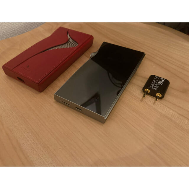 iriver(アイリバー)のAstell&Kern SE200 ケース PW audio 4.4mm スマホ/家電/カメラのオーディオ機器(ポータブルプレーヤー)の商品写真