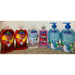 Bath & Body Works - Softsoap Hand Soap 6本セット