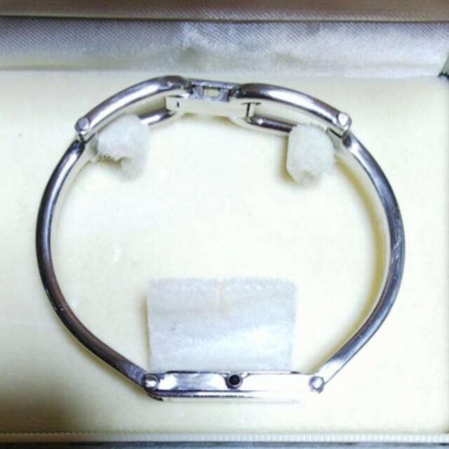 Gucci(グッチ)のグッチ  ♡ 時計 1500L  ブラック レディースのファッション小物(腕時計)の商品写真