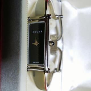 Gucci - グッチ  ♡ 時計 1500L  ブラック