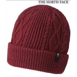 ザノースフェイス(THE NORTH FACE)のTHE NORTH FACE ノースフェイス ニット帽 ビーニー アウトドア(ニット帽/ビーニー)