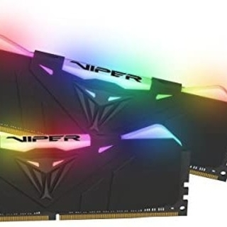 Patriot DDR4 3600MHz 8GB×2 デスクトップ用(PCパーツ)