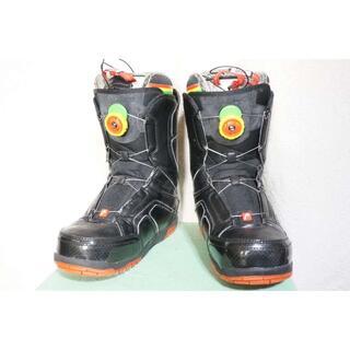 ヘッド(HEAD)のHEAD ヘッド スノーボードブーツ TRIPLE BOA 26/26.5cm(ブーツ)
