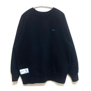 W)taps - descendant CREW NECK SWEATSHIRT ディセンダント