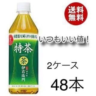 【送料無料】サントリー 伊右衛門 特茶 500ml 48本セット!(茶)