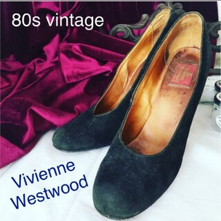 Vivienne Westwood -  80s England パンプス ヴィヴィアン ウエストウッド