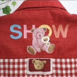 PINK HOUSE - SHOW くま クマ ピンクハウス ジャケット
