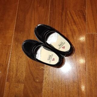 ハルタ(HARUTA)のローファー 黒 16cm(ローファー)