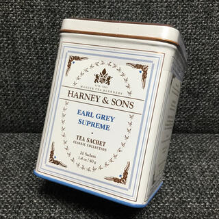 HARNEY&SONS ★アールグレイスープリーム★紅茶(茶)