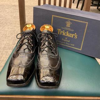 Trickers - ロイヤルワラント《Tricker's》ギリーシューズM5230 6.5-5