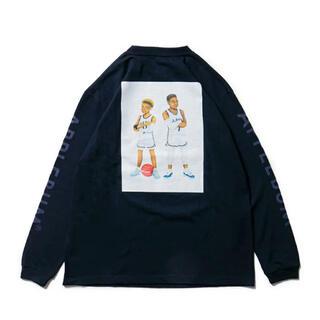 アップルバム(APPLEBUM)のLサイズ APPLEBUM アップルバム ロンT 山王(Tシャツ/カットソー(七分/長袖))