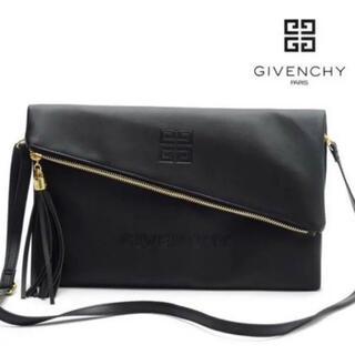 GIVENCHY - 【新品大特価!】GIVENCHY 新品 ショルダーバッグ クラッチ 2way 黒